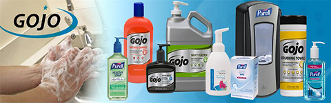 gojo cleaning